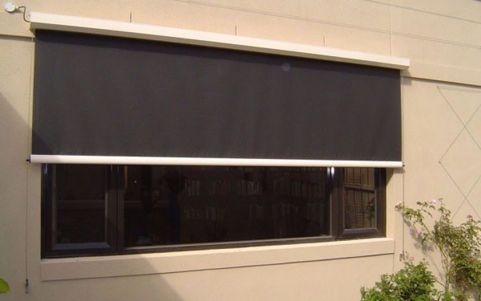 External Roller Blinds D Amp C Design